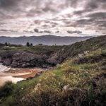 Playa de Borizu. Llanes