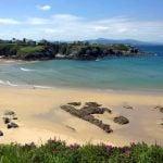 Playa de Ribeiría